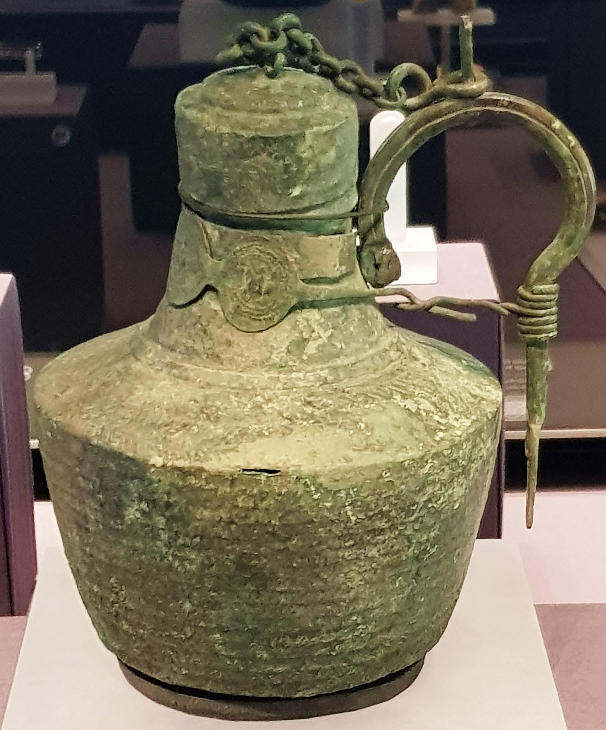 Copticflagon